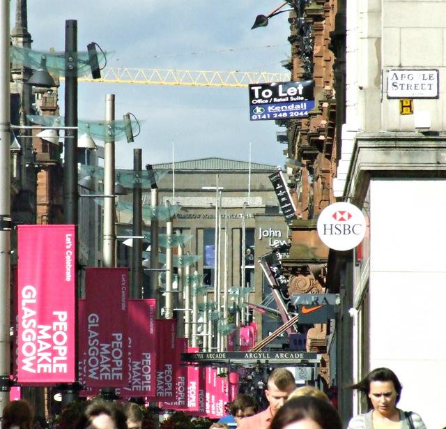 Buchanan Street at Argyle Street