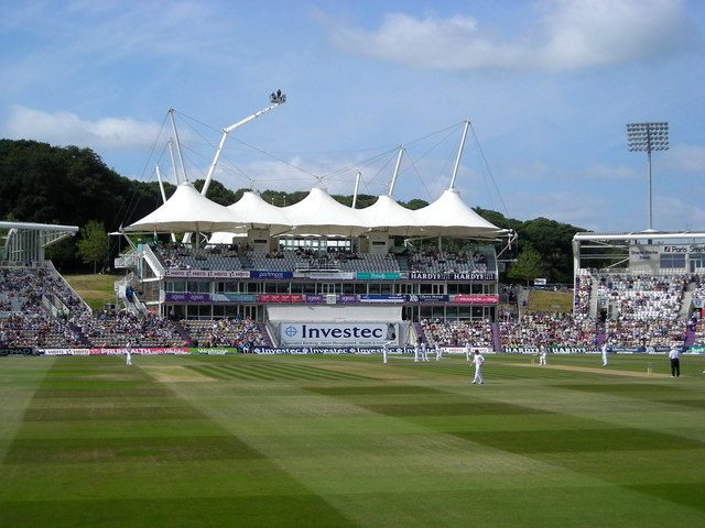 Test Match at the Rose Bowl