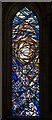 TA0339 : Pilgrim window, Beverley Minster by Julian P Guffogg