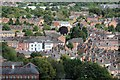 SO8554 : View over the Blockhouse area of Worcester by Philip Halling