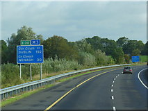 R6659 : The M7 / E20 near Limerick by Ian S