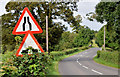 J1462 : Road signs, Soldierstown, Moira/Aghalee (August 2014) by Albert Bridge