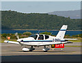 NM9035 : G-BNRA at Oban Airport by The Carlisle Kid