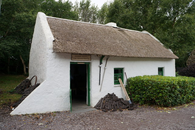 Turf Cutters Dwelling