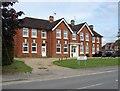 SU9171 : Former police station, Plaistow Green by Alan Hunt
