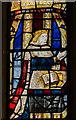 SO7740 : Edward Prince of Wales window, Little Malvern Priory by Julian P Guffogg