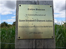 SU6022 : South Downs Way, Winchester to Exton (170b) by Basher Eyre