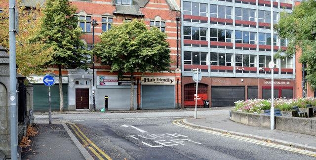 Donegall Street, Belfast (August 2014)