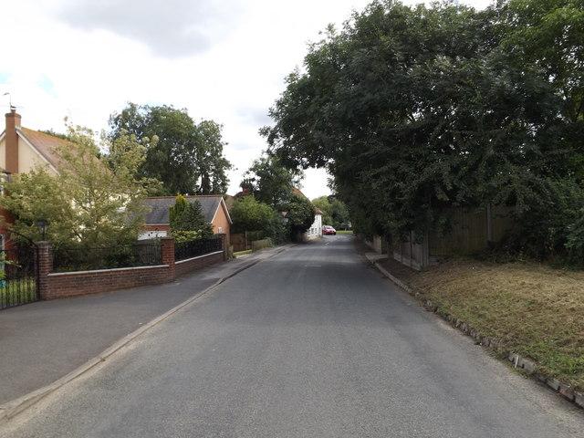 Higham Road, Stratford St.Mary