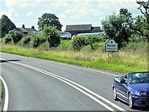 SJ8469 : Congleton Road, Marton by David Dixon