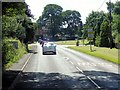 SJ8468 : Congleton Road (A34), Marton by David Dixon