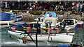 SX8751 : Dartmouth Regatta - tug of war by Chris Allen