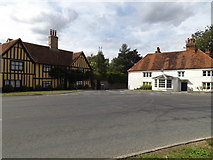 TM0434 : Higham Road, Stratford St.Mary by Adrian Cable