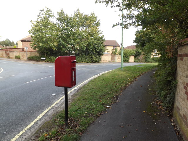 Cottingham Road & Cottingham Road Postbox