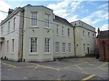 SE5703 : East side, Nether Hall by Christine Johnstone