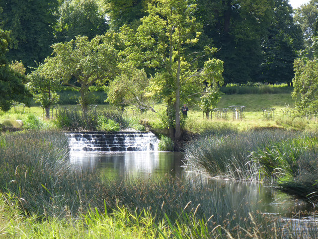 Charlecote Park - The Cascades