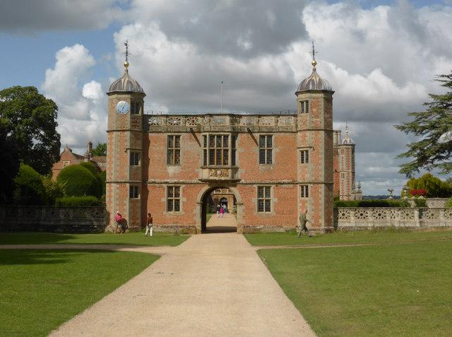 Charlecote Park - Gatehouse