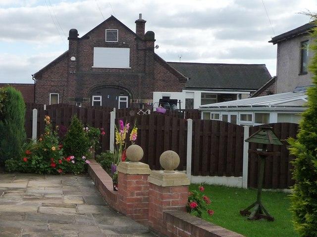 North side, Miners Welfare Club, Treeton