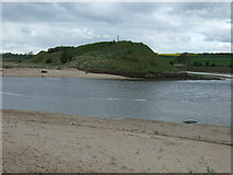 NU2410 : The River Aln, Alnmouth by JThomas
