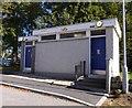 NJ6201 : Public conveniences, Torphins by Stanley Howe