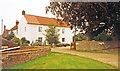 TF9829 : Manor Farm, Fulmodeston 1993 by Ben Brooksbank