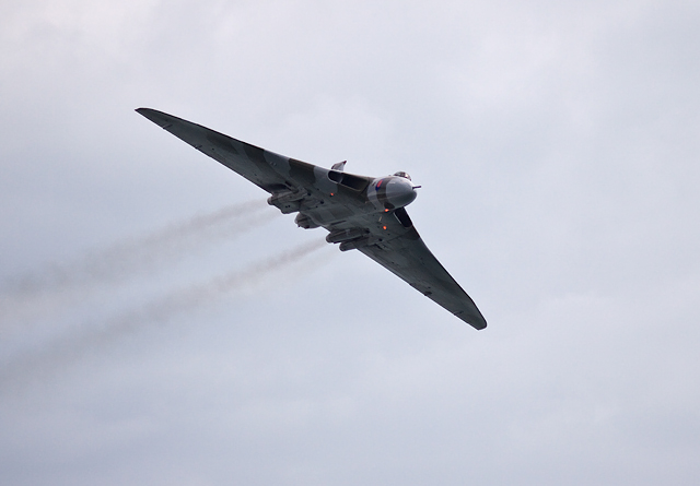 Bournemouth Air Festival - Avro Vulcan (1)