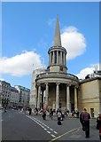 TQ2881 : All Souls Langham Place by Paul Gillett