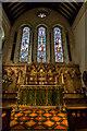 TQ2993 : Altar, Christchurch, Waterfall Road, Southgate, London N14 by Christine Matthews