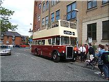 TA1028 : East Yorkshire Leyland Titan open top bus by JThomas