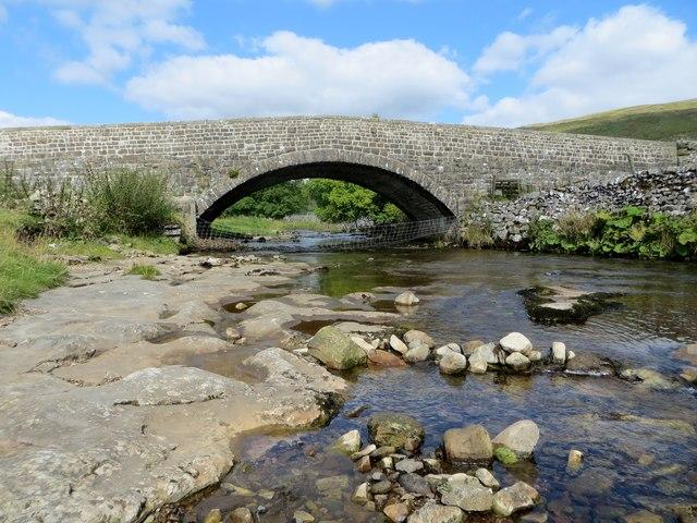 Halton Gill Bridge