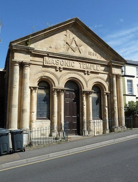 Masonic Temple, Northfield Road, Ilfracombe