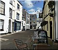 SS5247 : Ilfracombe - Eastern end of Fore Street by Rob Farrow