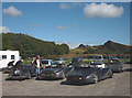 NY7166 : Morgans at Cawfields by Karl and Ali