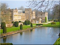 ST3505 : Forde Abbey and Long Pond by Ian Allman