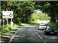 SU5063 : A339 near Greenham Common by David Dixon