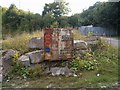 SE9786 : Sign at the entrance to disused quarry by Christopher Hall