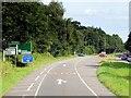 SU5359 : A339 near Kingsclere by David Dixon