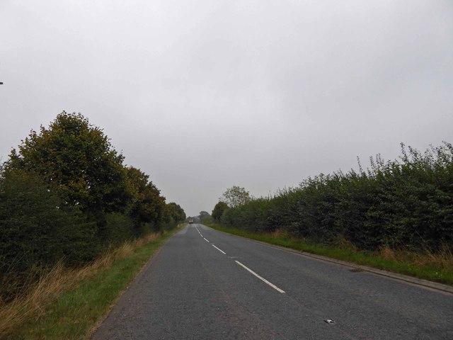 B1206 to Redbourne