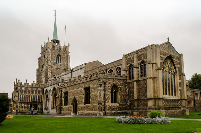 Cathedral church of St Mary the Virgin, Chelmsford