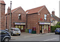 SK7882 : North Leverton village store and Post Office by Alan Murray-Rust