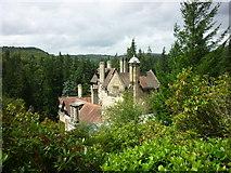 NU0702 : Cragside house by Carroll Pierce