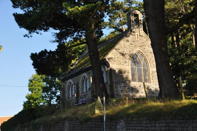 Ilfracombe : Cemetery Chapel