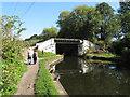 TQ0586 : Grand Union Canal Bridge 182 by David Hawgood