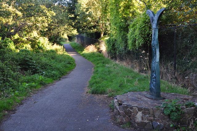 Ilfracombe : The Tarka Trail