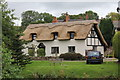 SJ5559 : Hollytree Cottage, Whitchurch Road, Beeston by Jo Turner