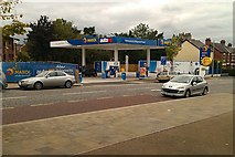 J3774 : New petrol station Holywood Road by John Thompson