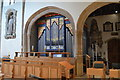 TL7006 : Chancel Organ, Chelmsford Cathedral by Julian P Guffogg