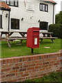 SK7881 : South Leverton postbox ref DN22 60 by Alan Murray-Rust
