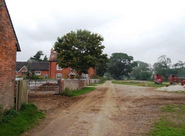 Somersal Lane Farm