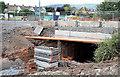 J3673 : Grand Parade culvert improvements, Belfast - September 2014(1) by Albert Bridge